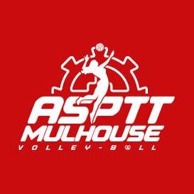 Logo ASPTT Mulhouse