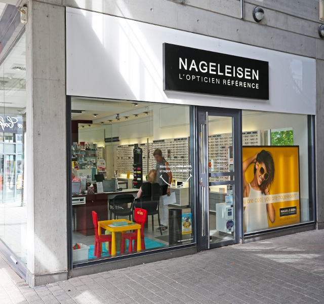Boutique Optique Nageleisen Illzach centre