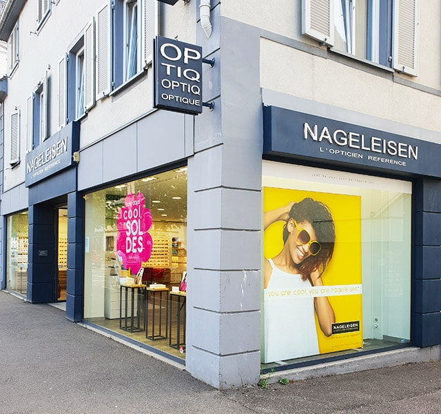 Boutique Optique Nageleisen Saint-Louis