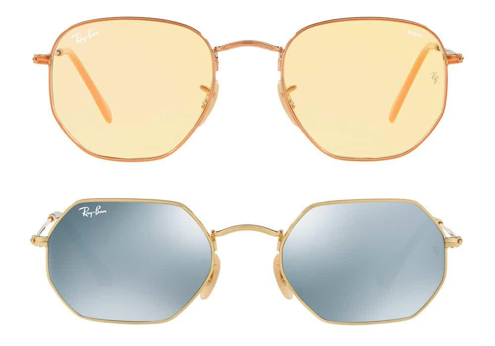 Vos opticiens Nageleisen vous proposent les dernières tendances Ray-Ban pour vos lunettes de soleil