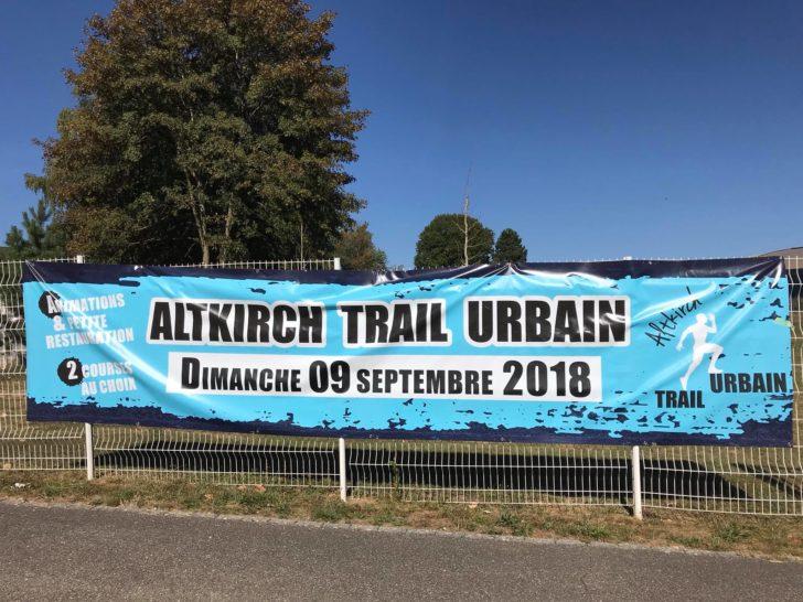 Altkirch Trail Urbain 2018