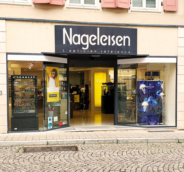 Boutique Optique Nageleisen Altkirch