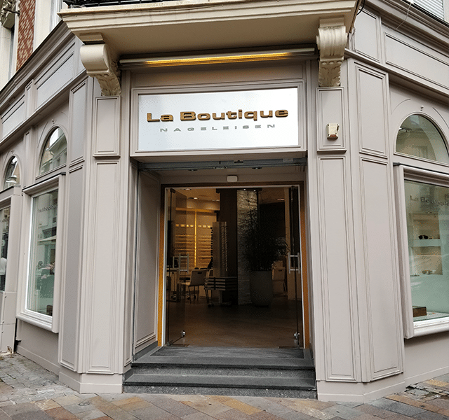 La Boutique Nageleisen opticiens Mulhouse