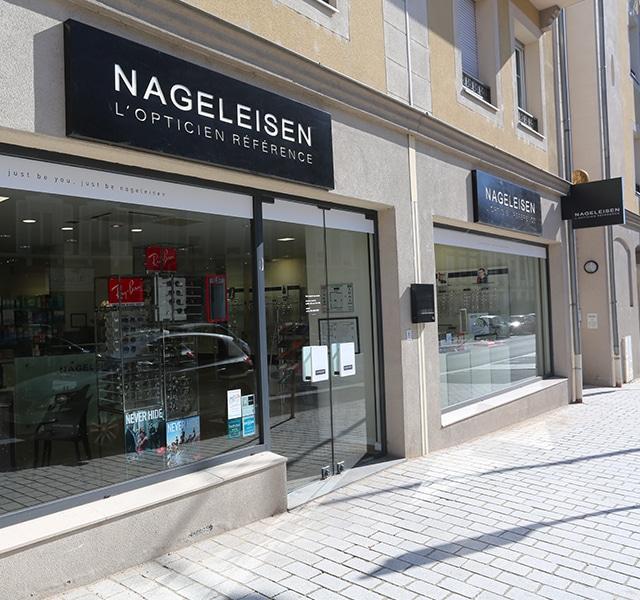 Boutique Optique Nageleisen Riedisheim