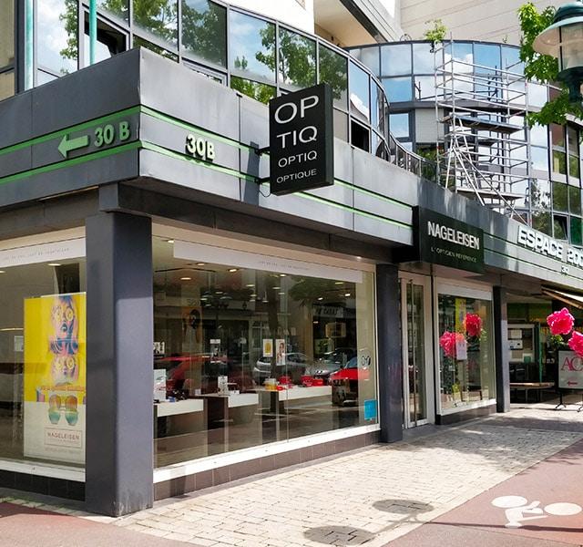 Boutique Optique Nageleisen Saint-Louis - Pôle Santé